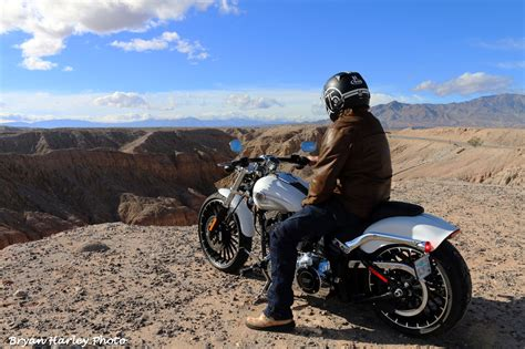 How To Ride A Harley Davidson For The Time by 2017 Harley Davidson Breakout Ride Review
