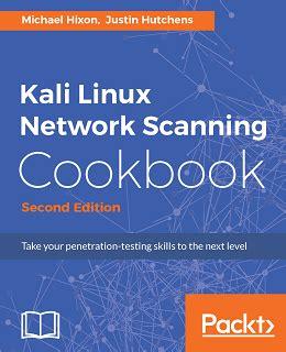kali linux full tutorial pdf download kali linux network scanning cookbook second edition