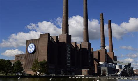 volkswagen headquarters volkswagen headquarters raided by german authorities