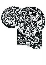 dwayne johnson tattoo stencil system architectural design isolated clip design