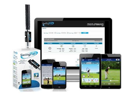 golf swing analysis software reviews swingtip golf swing analyzer review