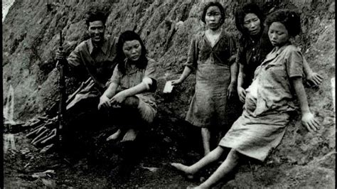 wartime comfort women japanese prisoners of war interrogation on prostitution