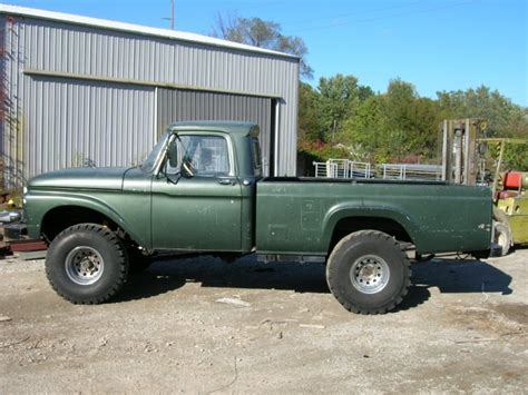 65 ford f100 4x4 conversion 65 ford f100 autos post