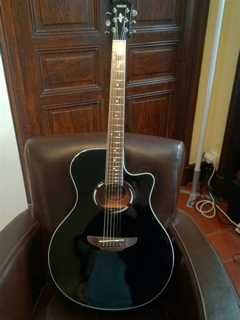 Gitar Akustik Elektrik Yamaha Apx500ii Apx 500 Apx500 Apx 500ii yamaha apx500 image 341615 audiofanzine
