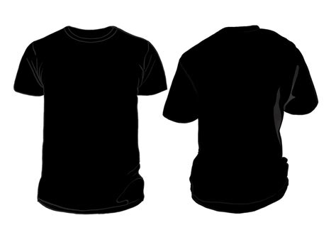 Kaos Baju T Shirt Oblong Black t shirt black clothing 183 free image on pixabay