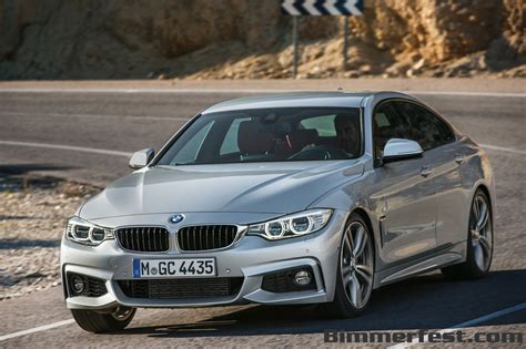 the 2015 bmw 4 series gran coupe bimmerfest