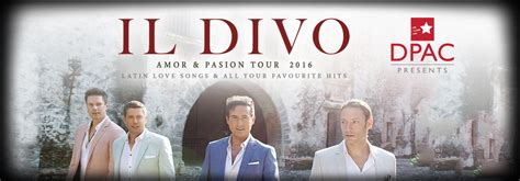 il divo official website dpac shows