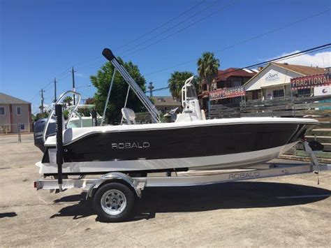 robalo boats for sale texas robalo 160 boats for sale in kemah texas