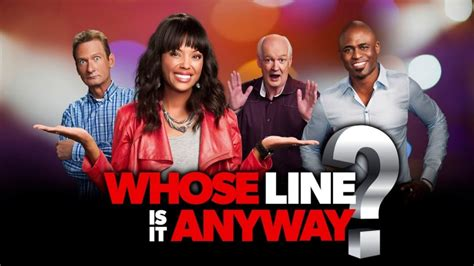 cancelled or renewed status of cw tv shows whose line is it anyway on the cw canceled or season 14