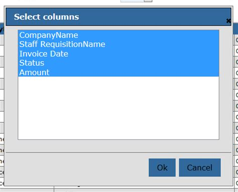 format email jquery jquery jqgrid column chooser format stack overflow