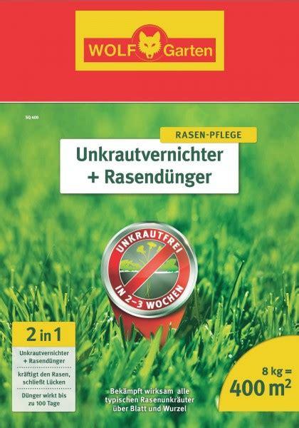 Wolf Rasend Nger Mit Unkrautvernichter 19 by Wolf Garten Rasend 252 Nger Unkrautvernichter Sq 400 Kaufen