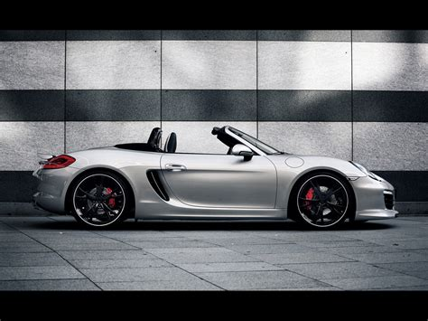custom porsche boxster techart custom boxster based on porsche boxster news