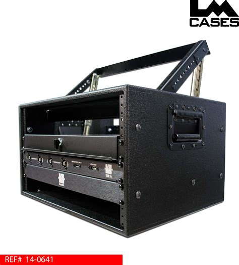 Portable Rack Mount by Lm Cases Products