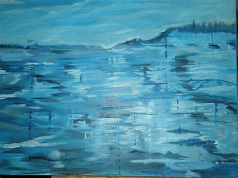 imagenes abstractas azul paisaje en azul book of paintings