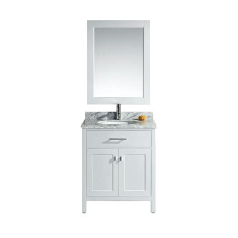 home depot design element vanity design element london 30 in w x 22 in d single vanity in