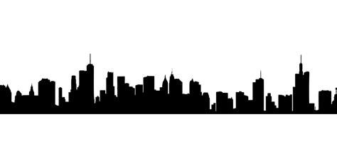 free vector graphic skyline cityscape architecture