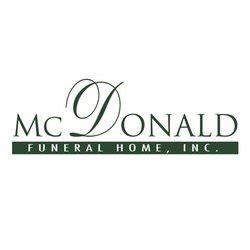 mcdonald funeral home pompe funebri e cimiteri 102 w