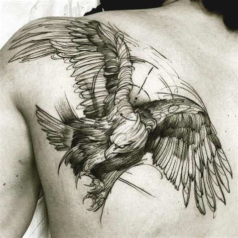 sea eagle tattoo designs 50 amazing perfectly place eagle tattoos designs with meaning