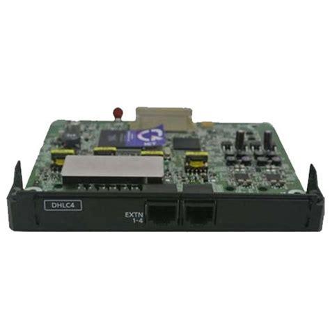 Kx Ns 5170 X panasonic kx ns5170x 4 port hybrid extension card 1st
