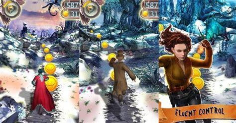 descargar temple endless run 2 v1 1 2 android apk hack mod دانلود temple endless run 2 v1 1 2 بازی فرار از معبد بی