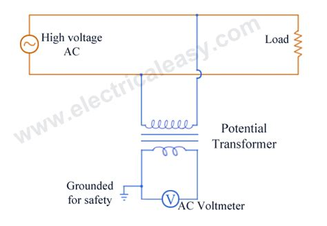 transformer ratio test diagram what is a voltage transformer and a current transformer