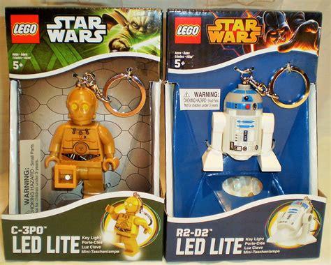 Lego 20391 Wars Keychain C 3po wars lego key light bundle c 3po r2 d2 ebay