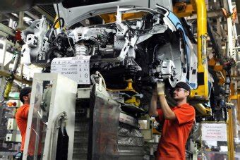 Toyota Plant Australia Toyota Pullout Road Comes To End For Car In