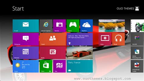themes in pc windows 7 ferrari enzo f70 theme for windows 7 and 8 ouo themes