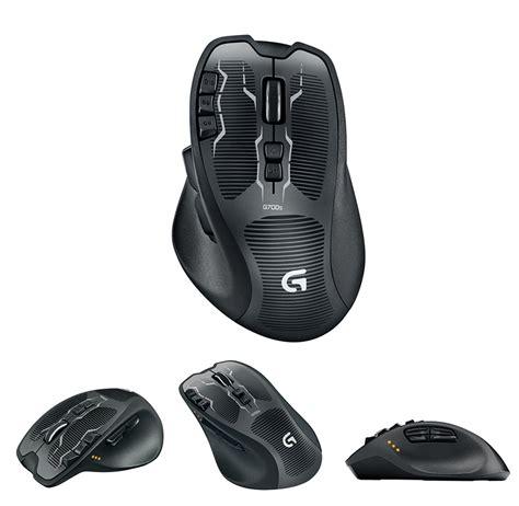 Original Logitech G700s Wireless Gaming Mouse new logitech g700s rechargeable gaming mouse free