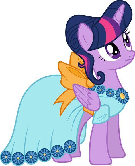 Mlp Fashion Pony Princess Twilight Sparkle twilight in gala dress by magister39 on deviantart