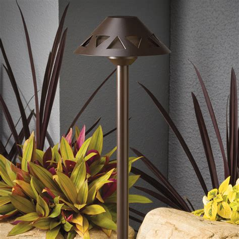new landscape lighting products from kichler lighting