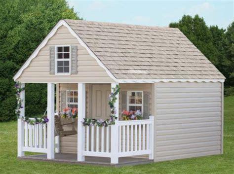 kids outdoor playhouses enjoy  good backyard fun