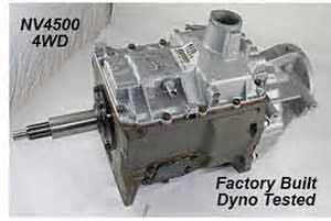 new rebuilt nv4500 manual transmissions and parts high