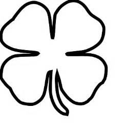Shamrock Outline Clipart by Shamrock Outline Clipart Best