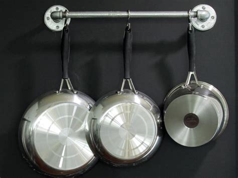 Shelf To Hang Pots And Pans How To Choose The Right Rack For Hanging Pots And Pans