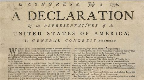 why was the declaration of independence written u s declaration not written on hemp