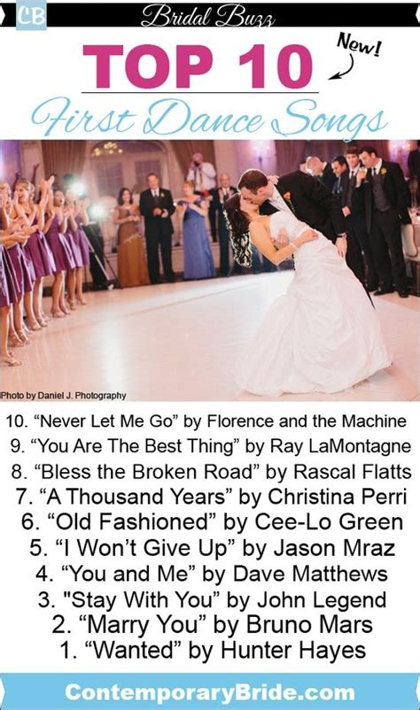 wedding song a thousand years top 10 songs for your wedding bless the