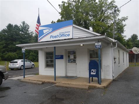 Troutdale Post Office by Sperryville Virginia Post Office Post Office Freak