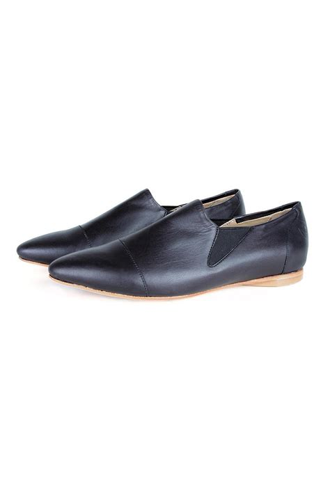 oxford slip on shoes poppy barley slip on black oxford from canada shoptiques