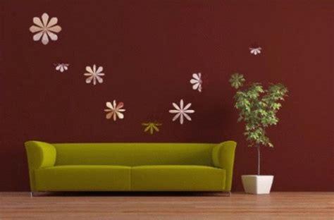 Braunes Sofa Welche Wandfarbe by Braune Wandfarbe F 252 R Eine Gem 252 Tliches Ambiente Im Zimmer