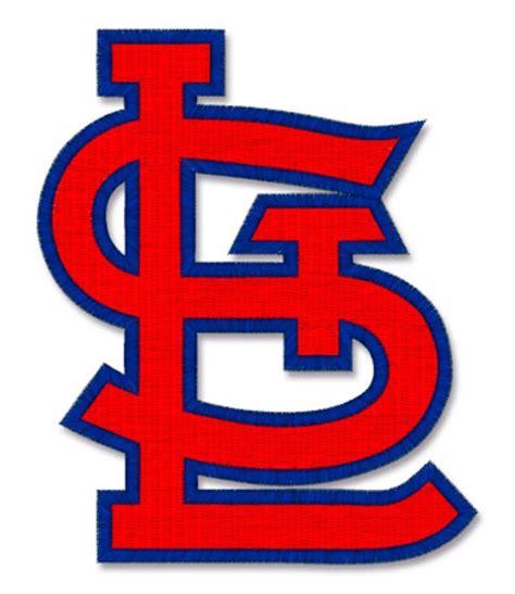 logo st design st louis cardinal logos cliparts co