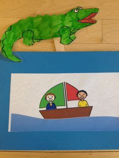row the boat crocodile 1000 images about alligator crocodile storytime on