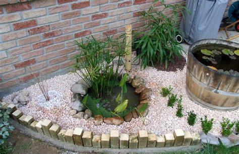 Fabriquer Un Jardin Zen by Bambou Dans Du Gravier Id 233 Es Pour La Maison