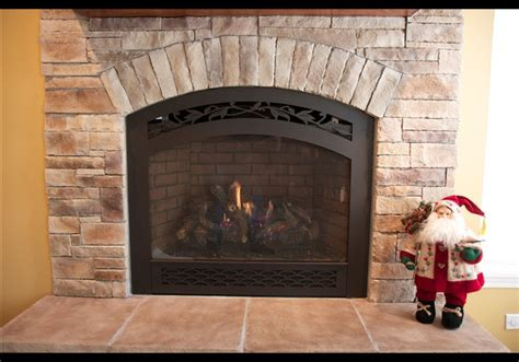 Pro Kitchens Design Ledge Stone Dry Stack Stone Fireplaces Traditional