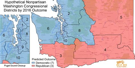 map washington state legislative districts here s what washington state might looked like in