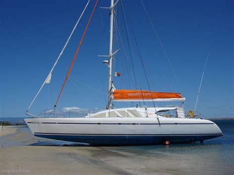 used catamaran boat show custom sailing catamaran 61 sailing catamaran for sale