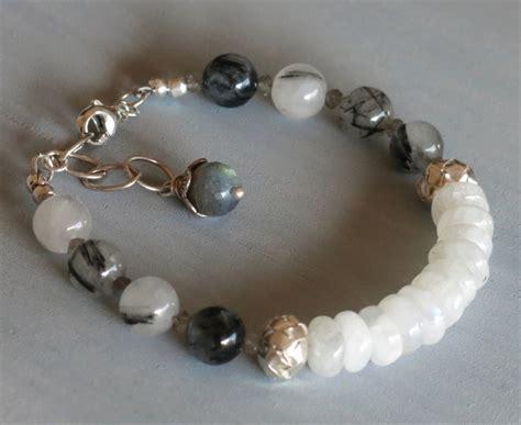 Bracelet Handmade - handmade moonstone bracelet handmade jewelry
