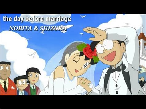 doraemon movie nobita s the night before a wedding doraemon the movie 1999 nobita s the night before