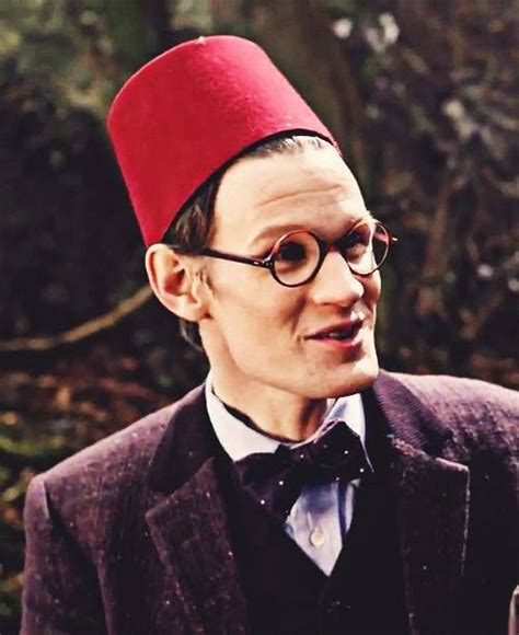 david tennant fez the fez the glasses and the bowtie