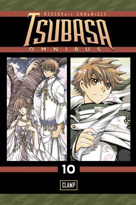 Tsubasa Omnibus 3 tsubasa omnibus kodansha comics